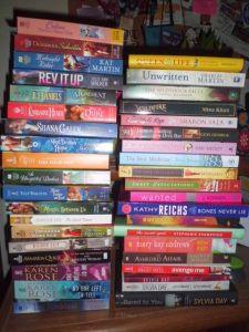 RWA 2014 books