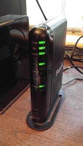 new modem