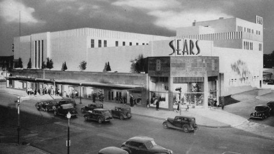 Sears Downtown 1940